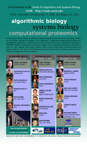 2006 Conferences: Algorithmic Biology, Systems Biology, Computational Proteomics